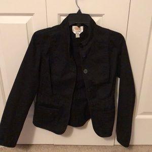 Talbots Petites Black Jacket Sz 6